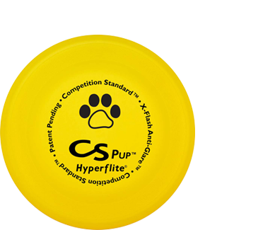Hyperflite Competition Standard Yellow PUP