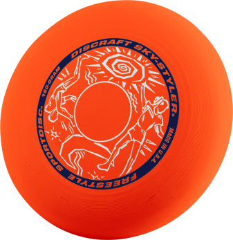 для фристайла Discraft Sky Styler Orange